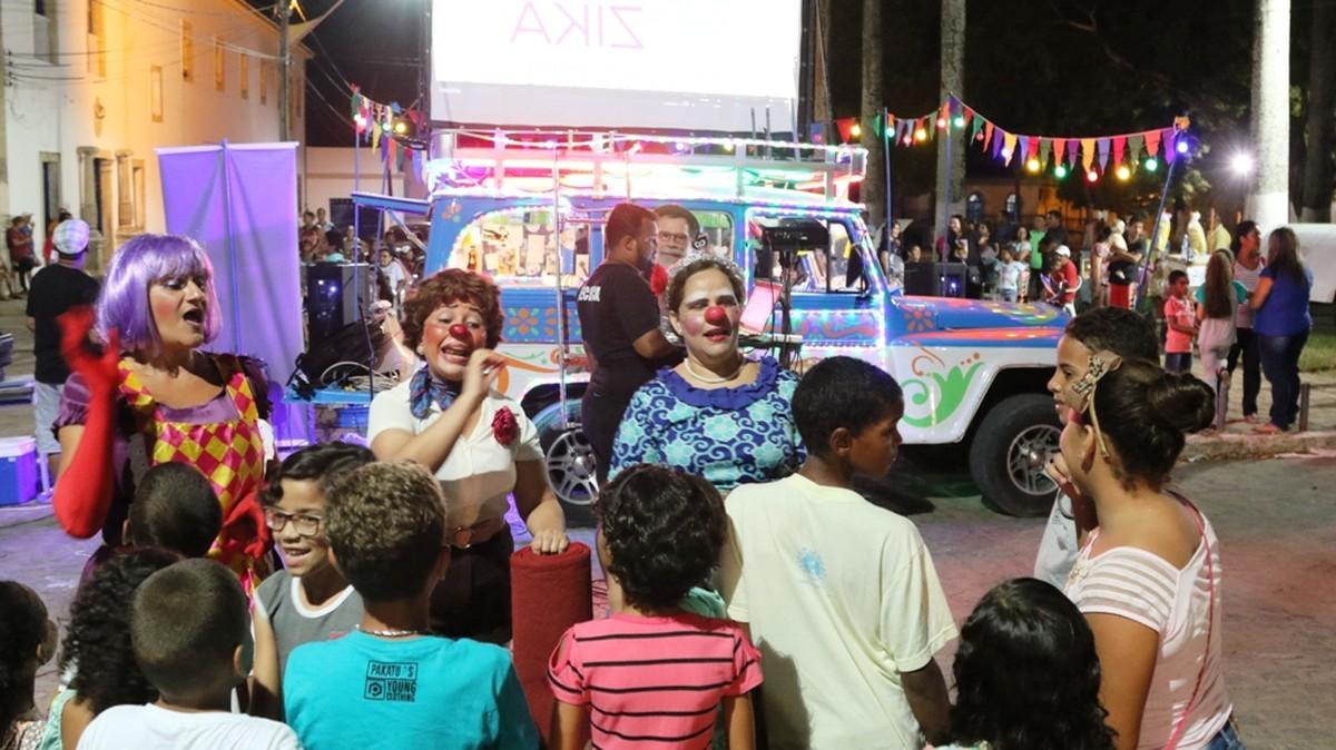 Caruaru recebe caravana de conscientização sobre o zika vírus