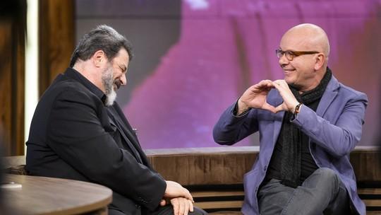 Marcelo Tas e Mario Sergio Cortella revelam que sofreram bullying na infância