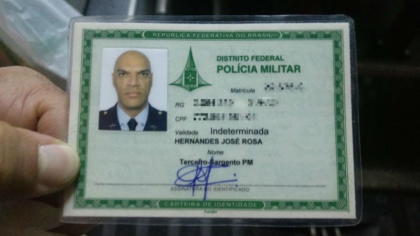 Policial militar de Brasília morre dentro de ônibus após tiroteio com assaltantes