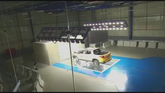 Fiat inaugura safety center para crash test na montadora em Betim