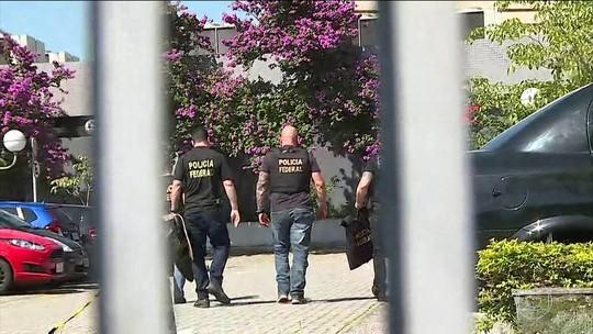 Operação da Polícia Federal investiga suposta propina da JBS a fiscal da Receita