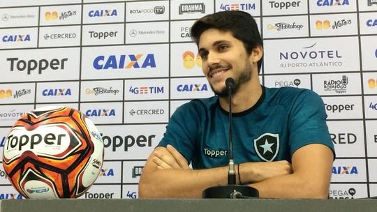 Foto: (Divulgação / Botafogo)