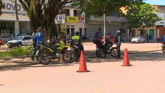 Aumenta número de apreensões de armas de fogo e motos roubadas