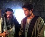 Henri Pagnoncelli e Juan Alba em Milagres de Jesus | Divulgação