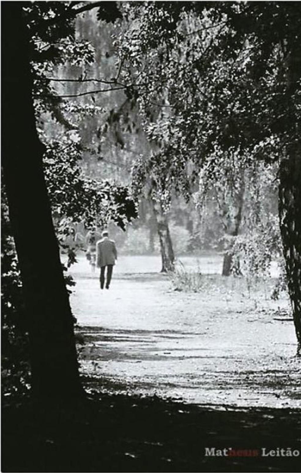 Imagem do Viktoriapark, em Berlim — Foto: Matheus Leitão