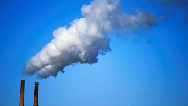 Gases de efeito estufa ; poluição ; indústria ;  (Foto: Thinkstock)