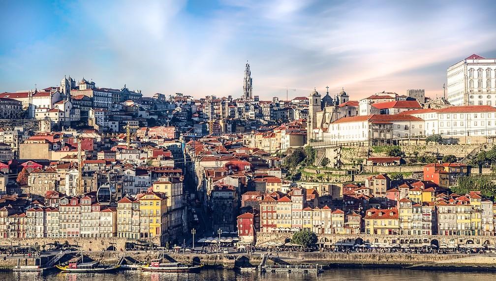 Meses de outono, entre outubro e dezembro, são ideais para conhecer o Porto, em Portugal — Foto: Pixabay