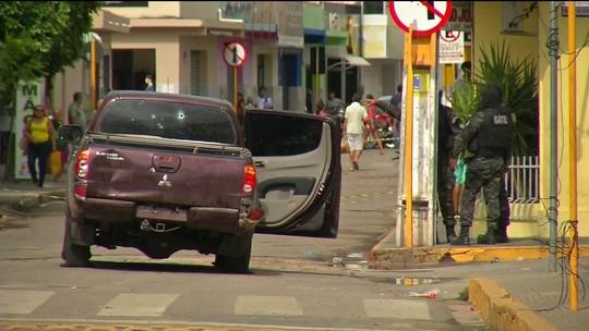 Sobe para 8 o número de presos por envolvimento em tentativa de assalto com 14 mortes em Milagres, no Ceará