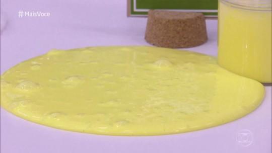 Aprenda a fazer Slime