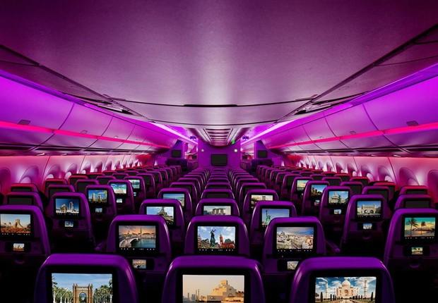 Qatar Airways (Foto: Reprodução/Facebook/Qatar Airways)