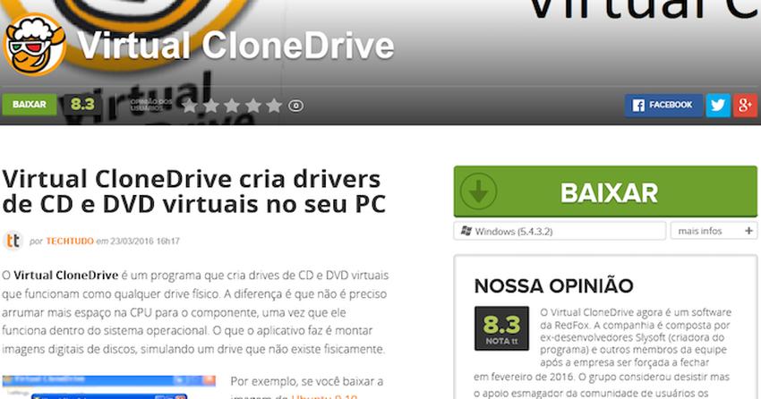 Virtual clone drive slysoft