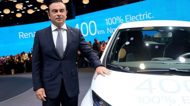 Prisão de Carlos Ghosn pôs em xeque aliança global entre Renault, Nissan e Mitsubishi (Foto: GETTY IMAGES VIA BBC)
