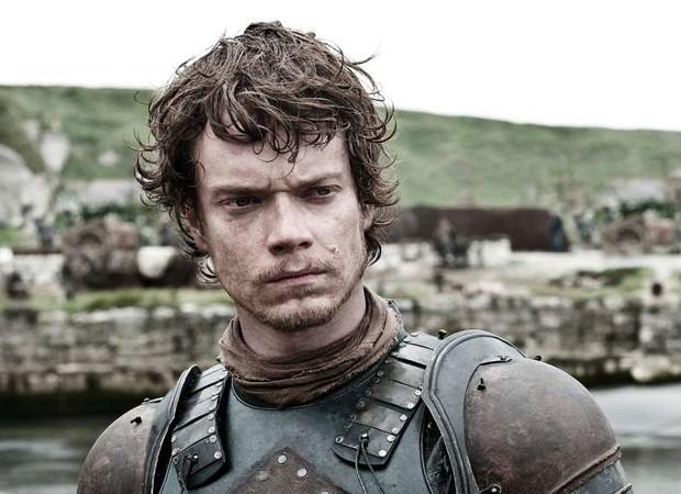 Alfie Allen, o Theon Greyjoy de Game of Thrones (Foto: Divulgação/HBO)