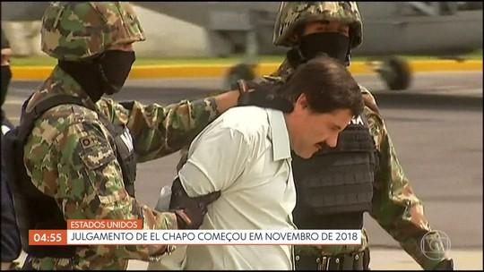 Julgamento do narcotraficante El Chapo entra na reta final nos EUA