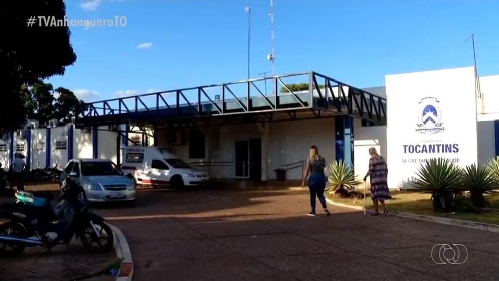Governo tem 24h para apresentar cronograma de instalação de leitos de UTI no Hospital Regional de Porto Nacional — Foto: Reprodução/TV Anhanguera