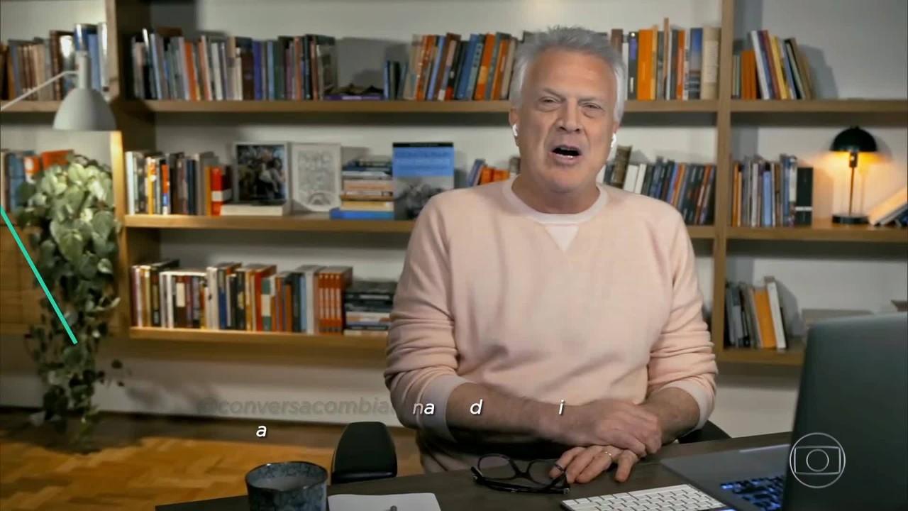 Fábio Porchat conta que é o 'flanelinha de histórias' em seu programa