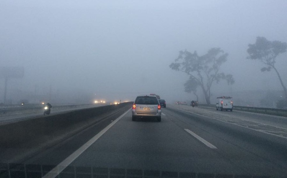 Com evolução dos motores flex, frio não é mais 'desculpa' para carro não pegar no inverno (Foto: Suellen Fernandes/ G1)