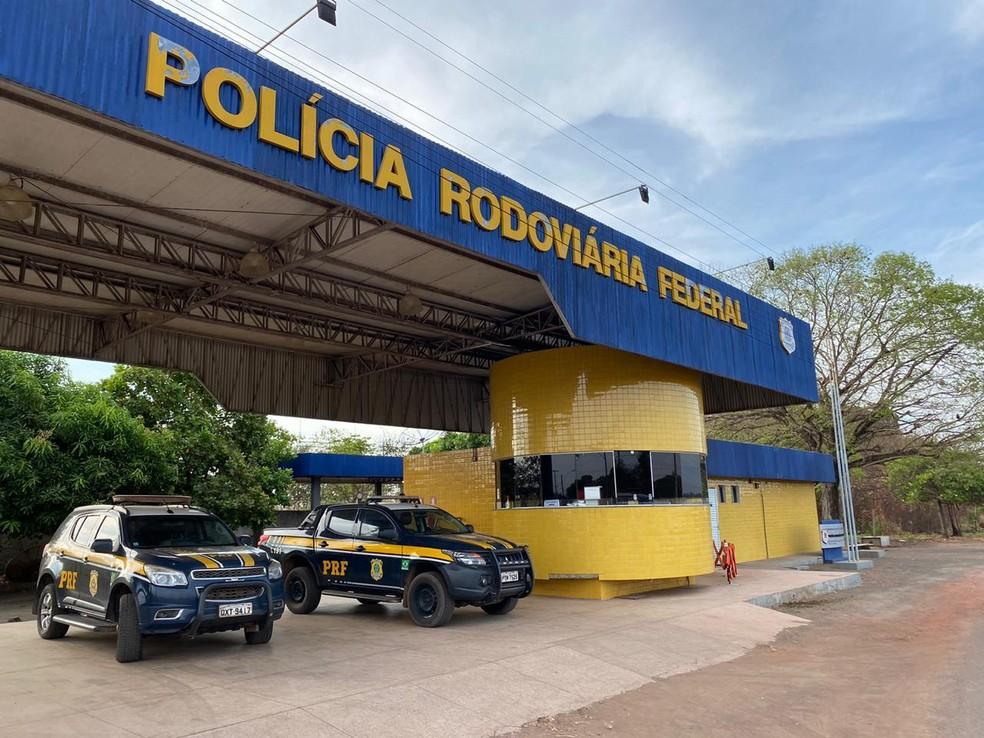 Polícia Rodoviária Federal do Maranhão (PRF-MA). — Foto: Divulgação/PRF-MA