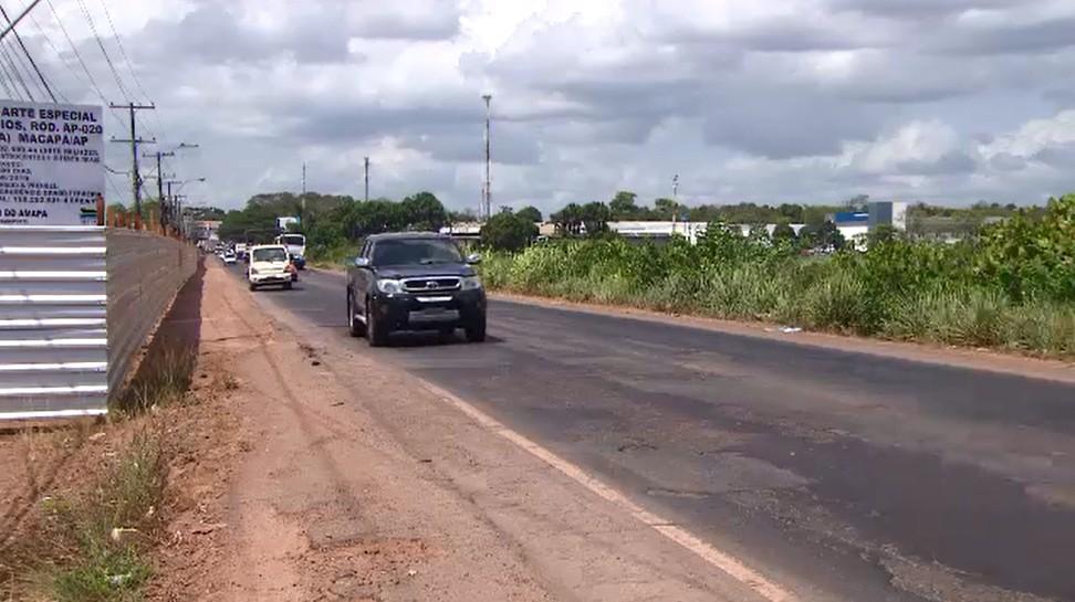 Trecho da rodovia Duca Serra é parcialmente interditado, em Macapá; veja o que muda
