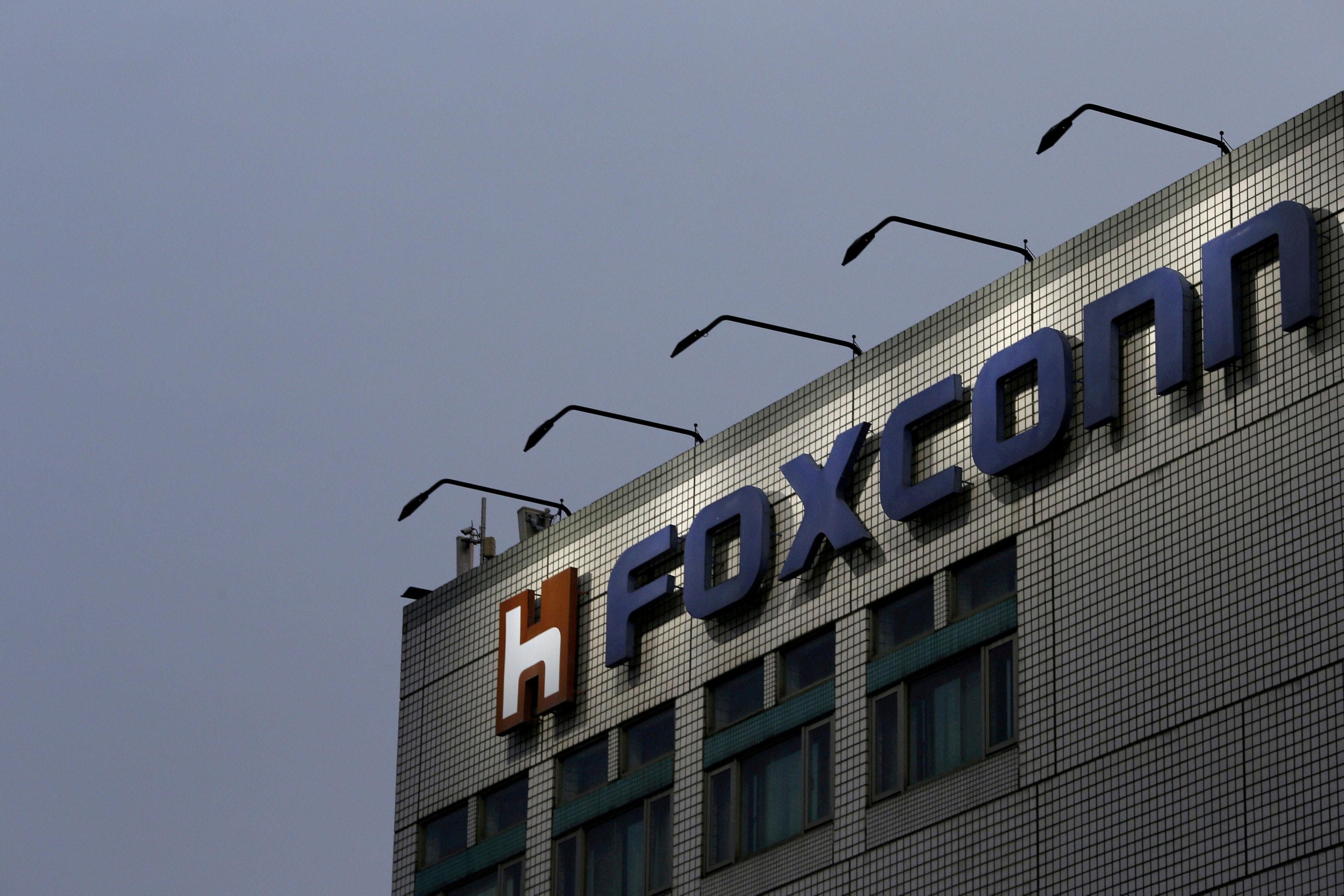 Foxconn vai fabricar respiradores nos EUA em parceria com empresa americana