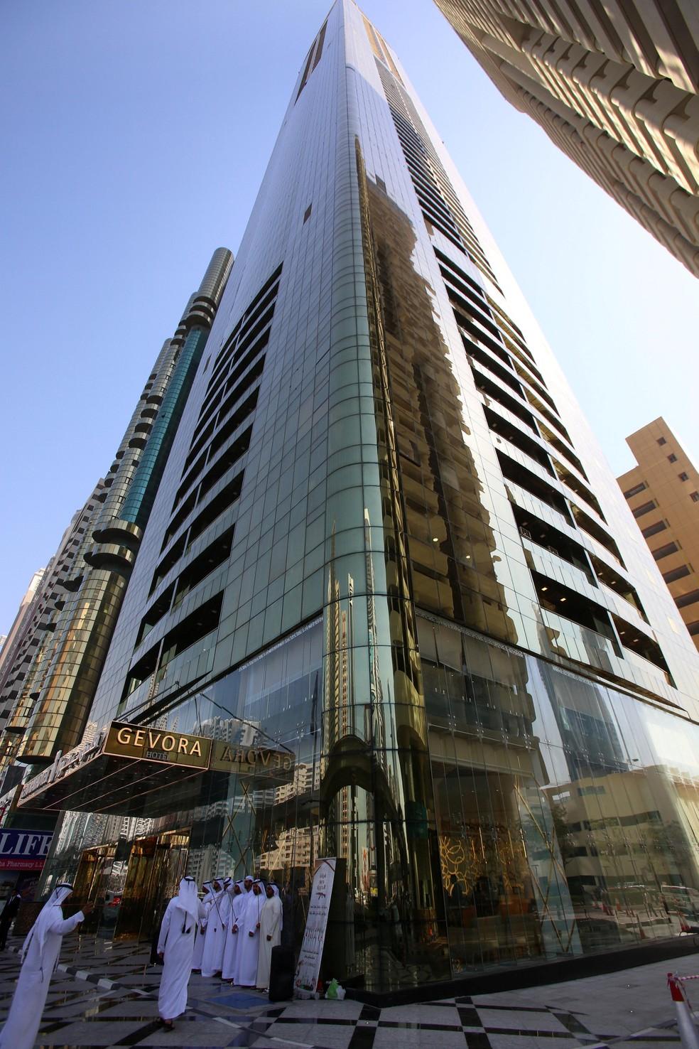 hotel mais alto do mundo inaugurado em dubai turismo e
