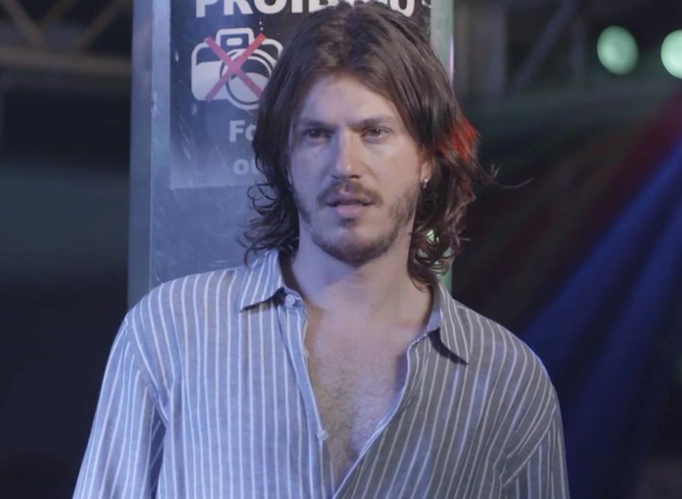 Quinzinho nem acredita na festa dada por Jerônimo — Foto: TV Globo