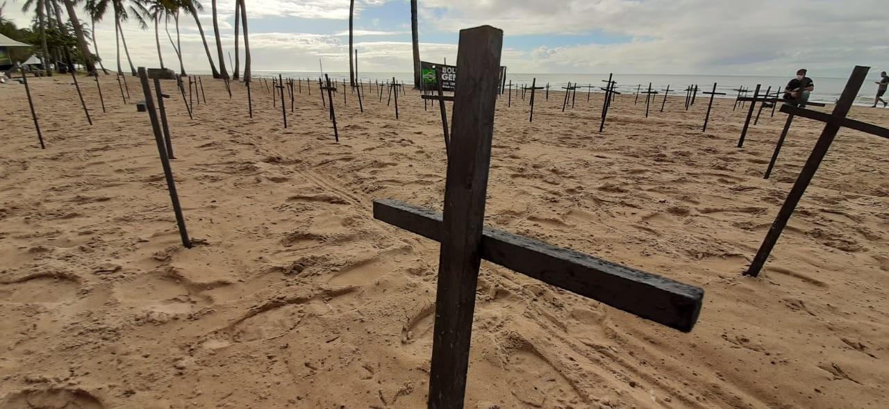 Em menos de 4 meses, número de mortos por Covid-19 em PE ultrapassa maior marca anual de homicídios registrada no estado