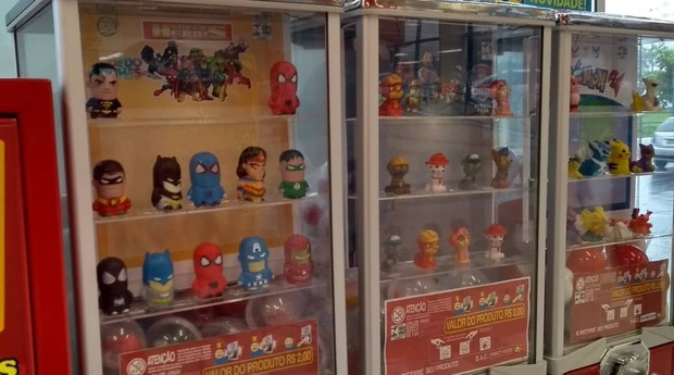 A Mr. Kids tem mais de 7 mil máquinas espalhadas pelo Brasil (Foto: Reprodução/Instagram)