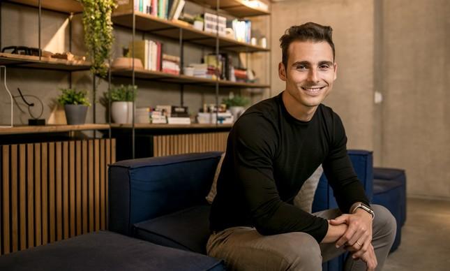 Flávio Terni, fundador e co-CEO da Giant Steps Capital