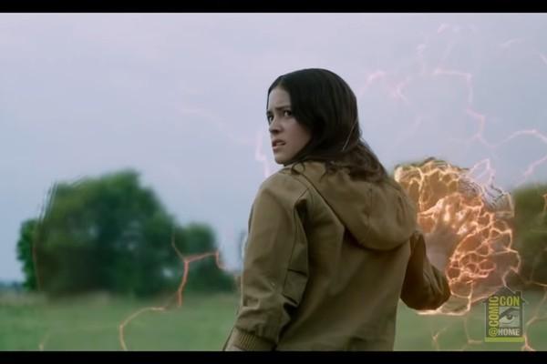 Uma das cenas presentes na nova prévia de Novos Mutantes, próximo filme da franquia X-Men (Foto: Reprodução)