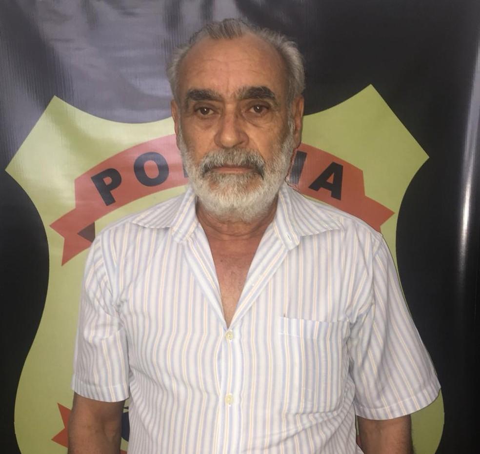 -  Fazendeiro estava foragido desde 2014  Foto: Divulgação/Polícia Civil