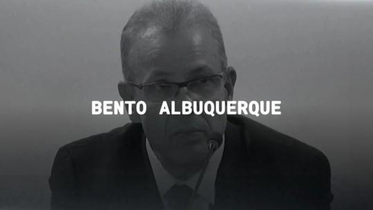 Central GloboNews recebe o ministro Bento Albuquerque