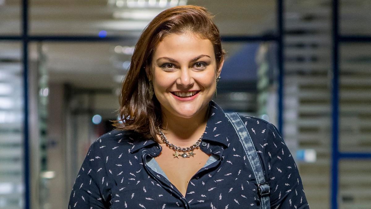 d641cdb0e Raquel Fabbri entra em  Malhação  como modelo plus size   Sou uma gordinha  gostosa