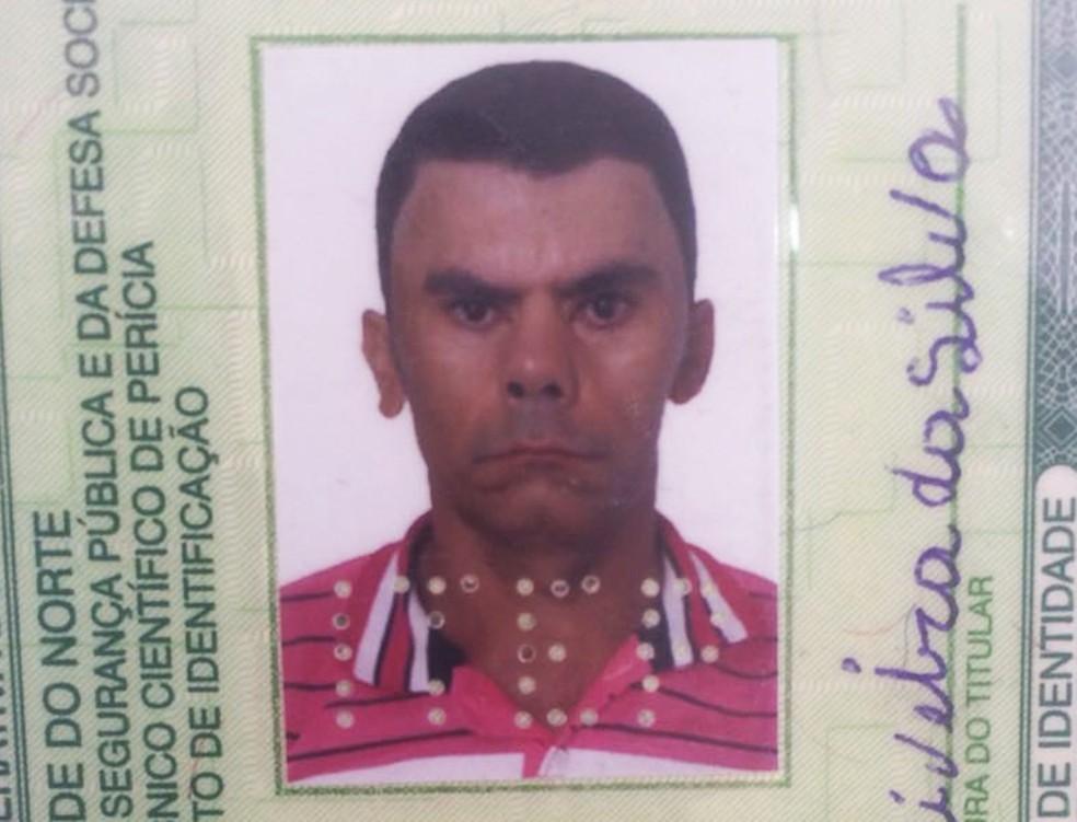 Francisco Zelinton Oliveira da Silva tinha 37 anos  — Foto: Inter TV Costa Branca/Reprodução