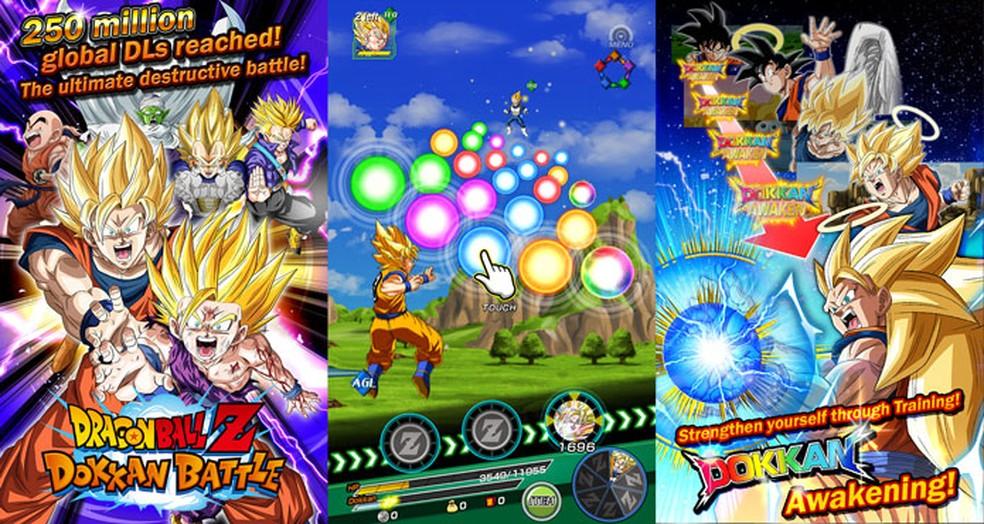 Dragon Ball Z Dokkan Battle — Foto: Divulgação/Google Play