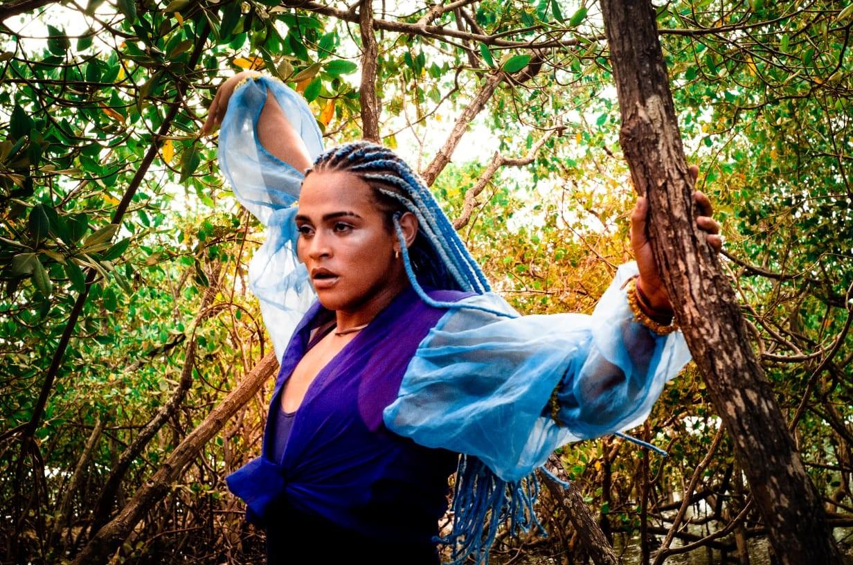 Rapper paraibana Bixarte lança clipe de 'Yemanjá'; assista