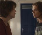 Alice Wegmann e Patricia Pillar em 'Onde nascem os fortes' | Reprodução