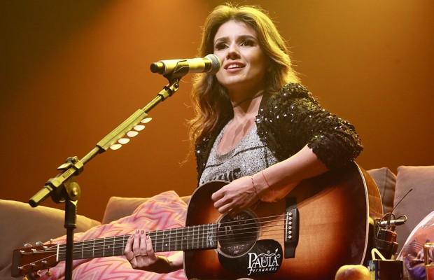 Paula Fernandes (Foto: Manuela Scarpa/Brazil News)