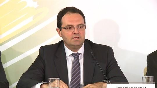Barbosa fala sobre a proposta de readequação fiscal