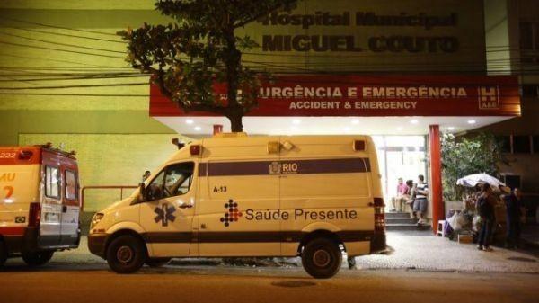 O Hospital Municipal Miguel Couto