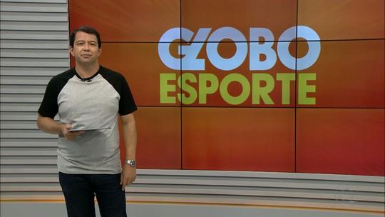 Globo Esporte: pré-temporada do Campinense, decisão no futebol feminino e jiu-jitsu