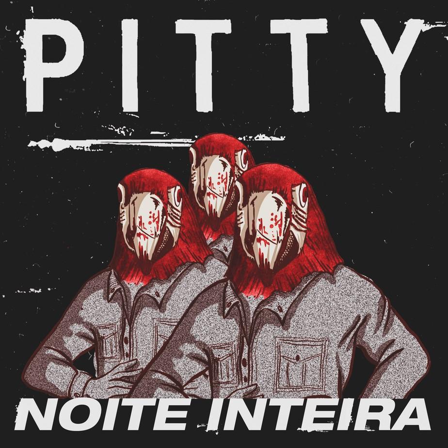 Eis a capa de 'Noite inteira', single que Pitty lança em 20 de março para promover o álbum 'Matriz'