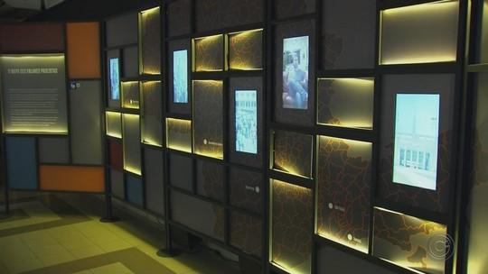 Bauru recebe mostra itinerante do Museu da Língua Portuguesa
