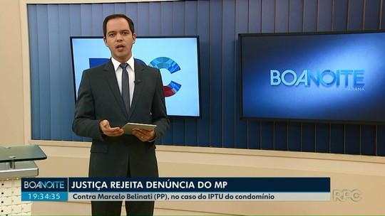 Justiça rejeita ação por improbidade administrativa contra prefeito de Londrina