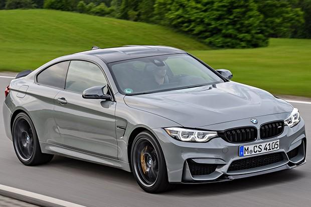BMW M4 CS 2018 (Foto: Divulgação)