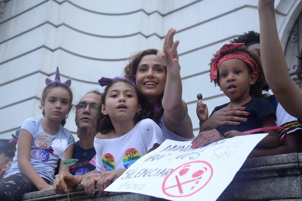 Camila Pitanga (Foto: Vinicius Marinho/Brazil News)