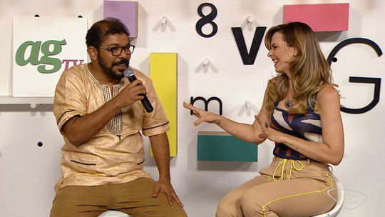 Entrevista com Tunico da Vila e Lista AG de pastel no AgTV, 28
