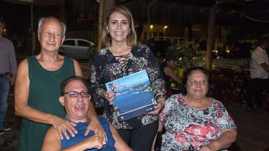 Guarujá recebe lançamento do segundo Livro Rota do Sol