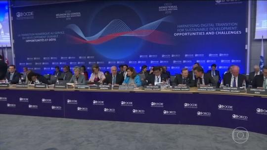 EUA declaram apoio à inscrição do Brasil para a OCDE