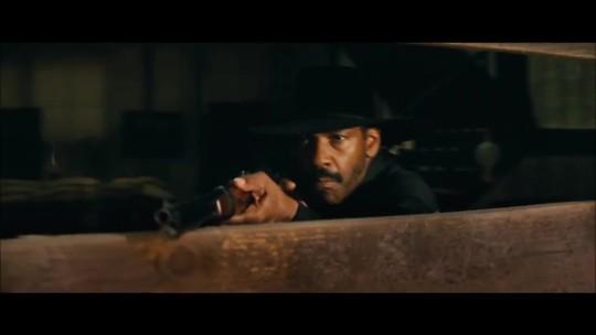 'Sete homens e um destino': assista a bastidores do filme